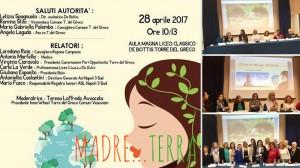 28 Aprile, Terra...Madre, Torre del Greco-intervento di BETA Associazione